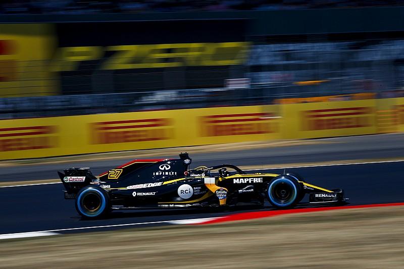 McLaren'ın performansı Hulkenberg'i şaşırttı