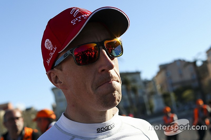 Meeke on Toyota's radar for WRC 2019 return