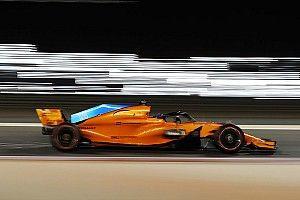 Темнело. Лучшие фото первого дня Гран При Бахрейна