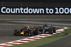Formula 1 Breaking news Verstappen
