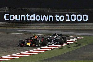 Weerbericht Grand Prix van Bahrein: Woestijnwind en kans op buien