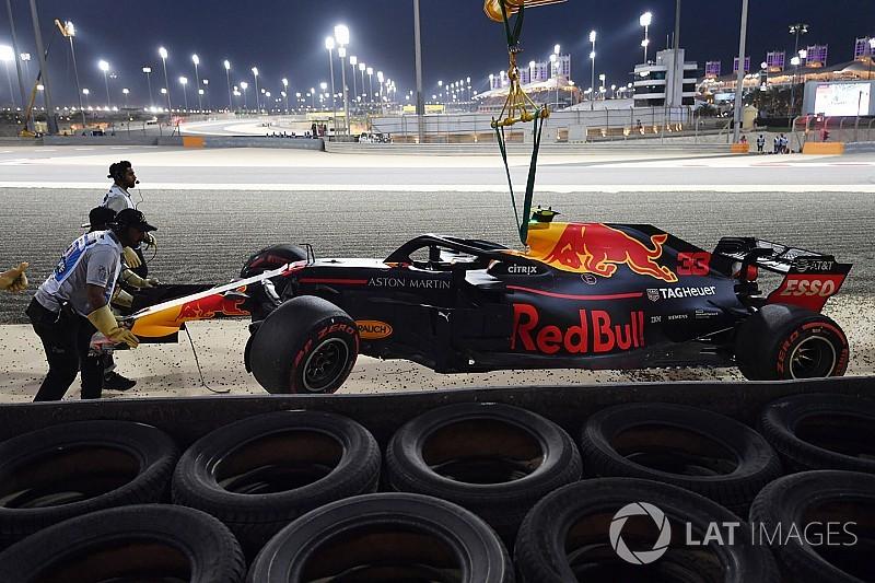 Renault engine blameless in Verstappen's Bahrain Q1 crash