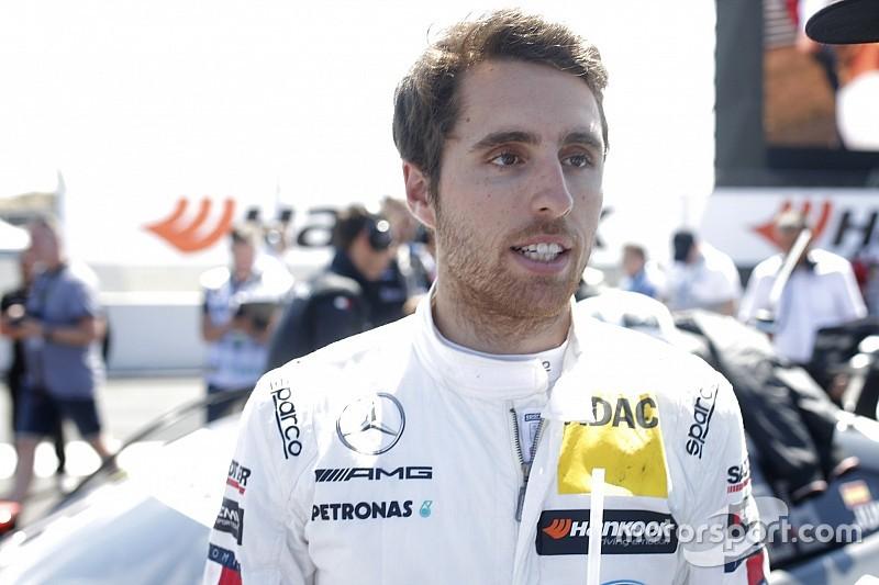 Juncadella domináns győzelmével zárult az első Brands Hatch-i DTM futam