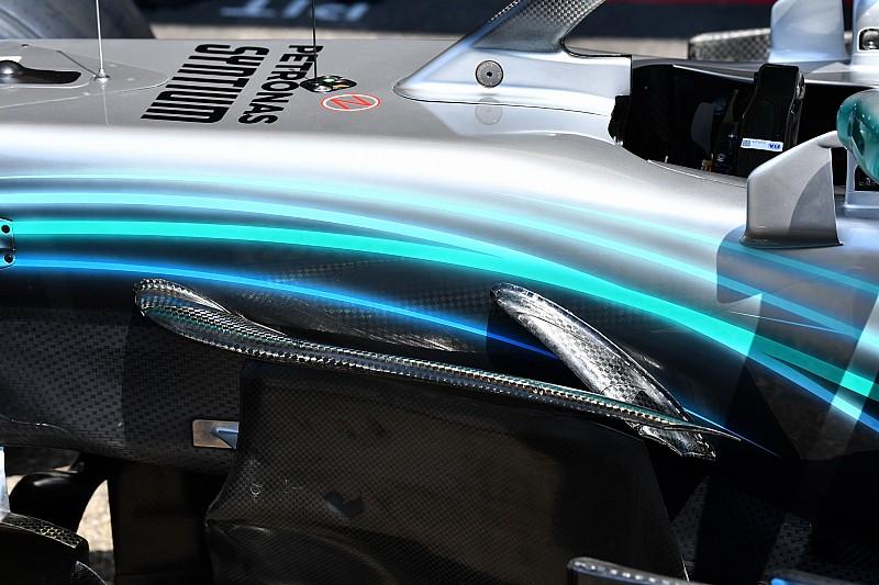 VÍDEO: Novidades técnicas para o GP da Alemanha