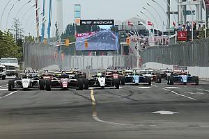 Pro Mazda Race report Toronto MRTI: VeeKay sweeps Pro Mazda, Kirkwood sweeps USF2000