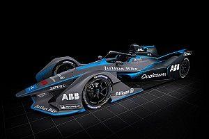 Fotogallery: la nuova monoposto che sarà usata in Formula E