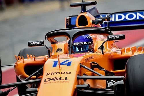 McLaren se luce en fiabilidad y Mercedes en velocidad
