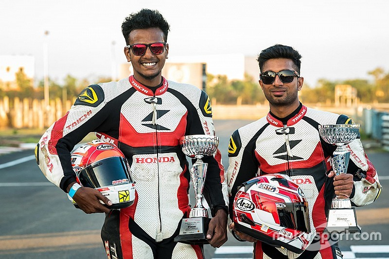 Kumar, Balakrishnan take AVT Million Endurance win