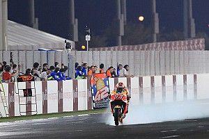 """Márquez: """"Cualquier cosa puede pasar en la carrera de Qatar"""""""