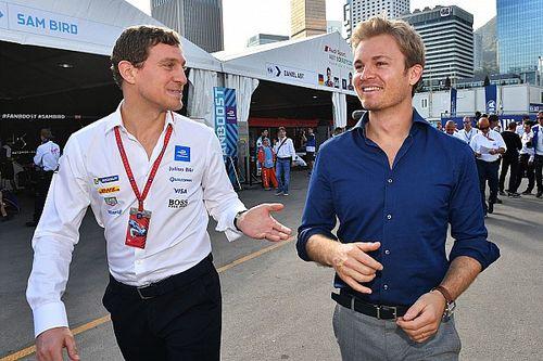 Nico Rosberg es accionista de la Fórmula E