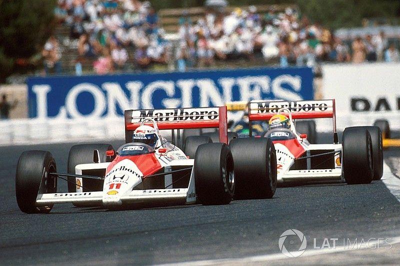 Ramírez: Avec une F1 à 100%, Prost était inatteignable pour Senna