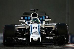 GALERÍA TÉCNICA: la actualización del Williams FW40 durante 2017