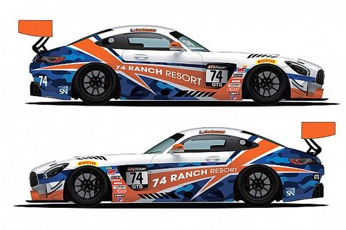 Robinson Racing enters two Mercedes-AMGs in World Challenge GTS