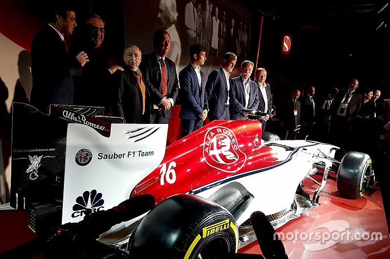 Sauber: Não somos time B da Ferrari, somos o time A da Alfa