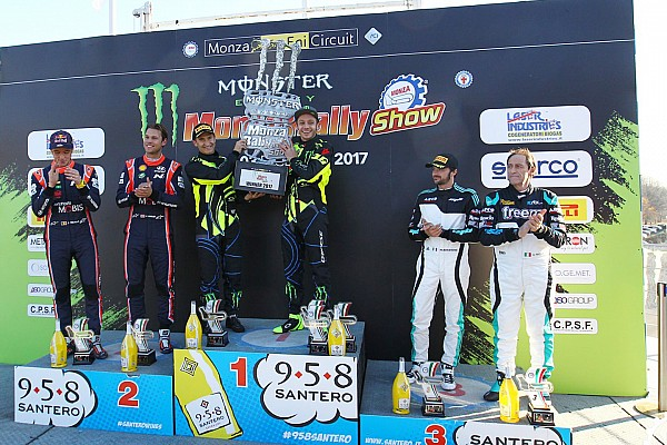Other rally Rossi remonta y conquista su sexto Monza Rally Show