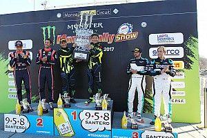 Valentino Rossi remonta y conquista su sexto Monza Rally Show