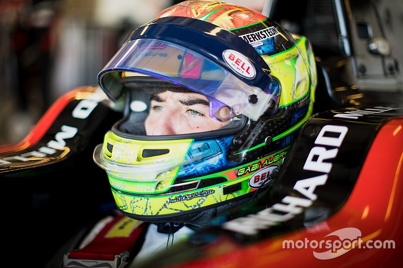 Arden signs Aubry for maiden GP3 campaign