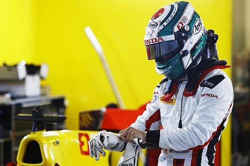 Fukuzumi laat drie Super Formula-ronden schieten voor Formule 2