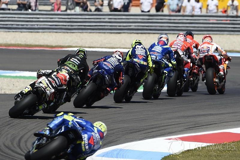 Les plus belles photos de la course MotoGP à Assen