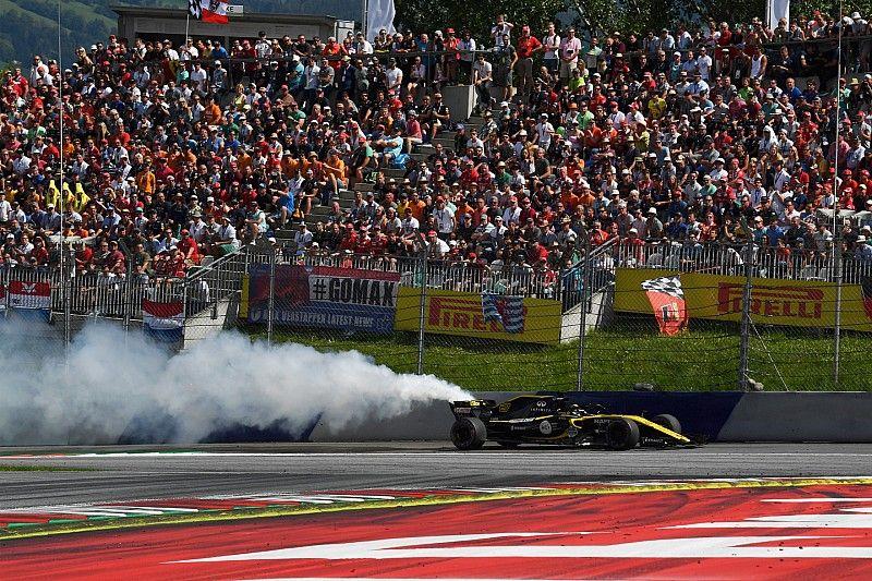 Renault estreia mudanças no turbo em Silverstone
