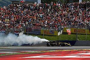 Renault lleva un nuevo turbo más fiable a Silverstone