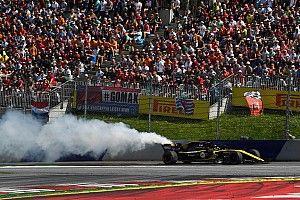 La Renault introdurrà delle modifiche al turbo a Silverstone