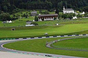 Hamilton manda en un 1-2 de Mercedes en la 1° práctica de Austria