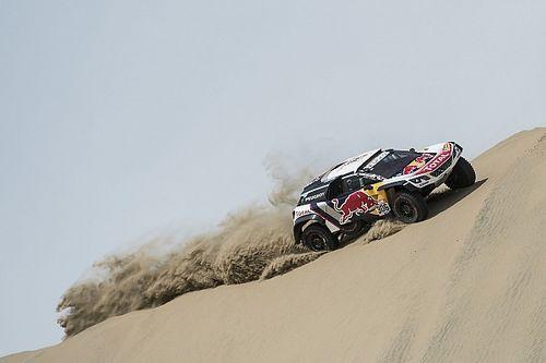 Dakar, Peugeot: Loeb ha avuto problemi ai freni posteriori