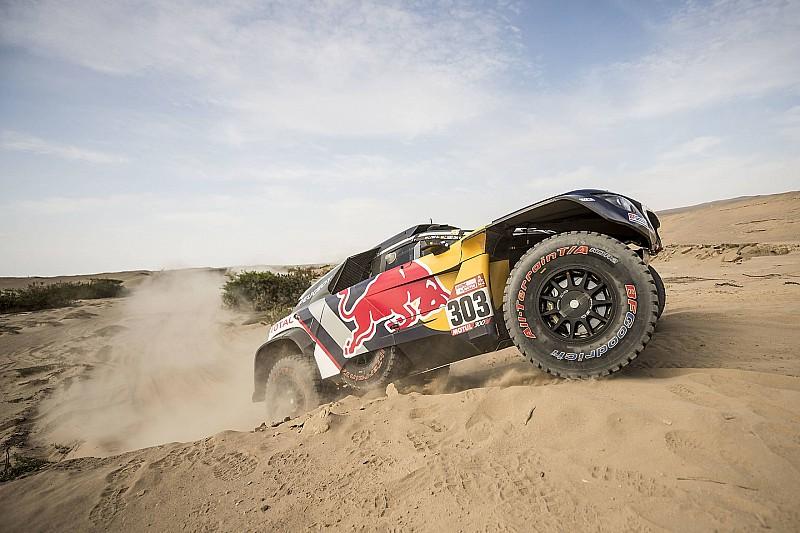 """Sainz: """"Estamos ante una de las fases cruciales del Dakar"""""""