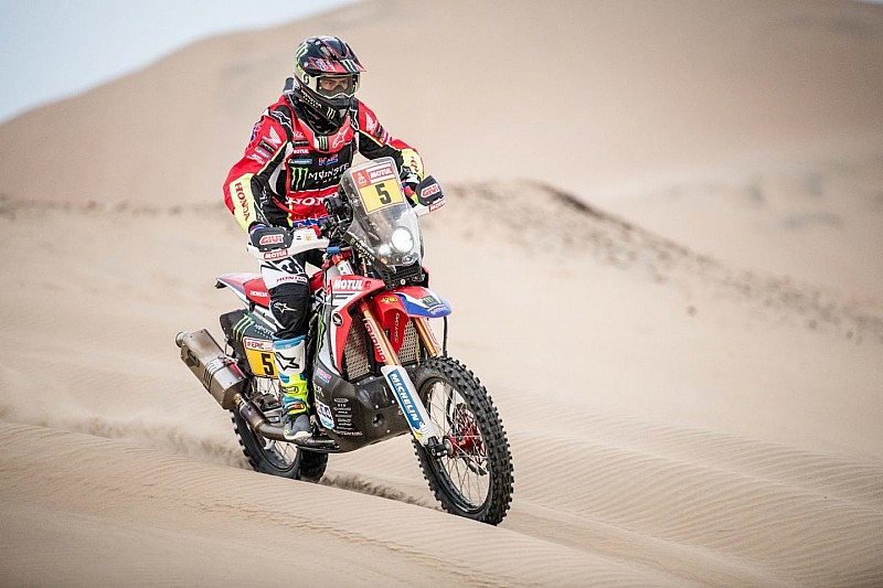 Dakar 2018, Stage 5: Barreda dominates, van Beveren keeps lead