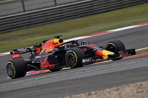 Ricciardo nog niet tevreden over korte run op ultrasoft