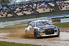 World Rallycross Barcelona World RX: Ekstrom wins opener amid Solberg woe