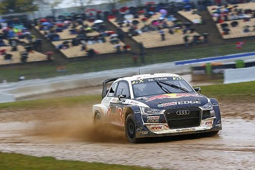 Barcelona World RX: Ekstrom wins opener amid Solberg woe