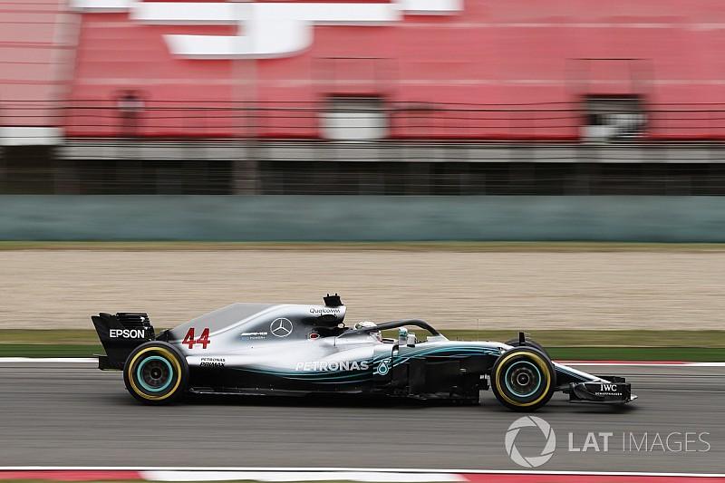 Chinese GP: Hamilton beats Raikkonen by 0.007s in FP2
