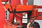 Formula 1 Ferrari: confermata l'ala posteriore a cucchiaio della SF71H
