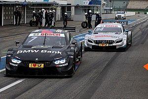 DTM-Test in Hockenheim: Neue Bestzeit für BMW