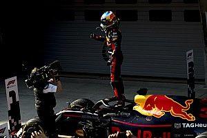 Ricciardo: őrült sport az F1, ez most a tévében is jól mutatott