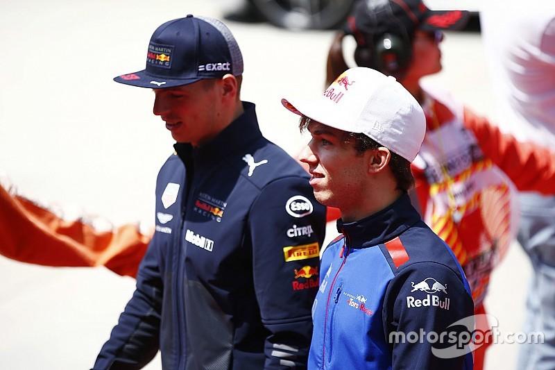 Marko: Gasly, saf hızda Verstappen'in gerisinde değil