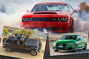 Automotive News Top 10: Die Sammler-Autos von morgen
