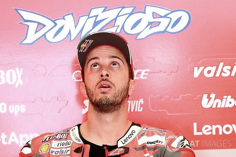 MotoGP Jerez 1. antrenman: Dovizioso 0.007 saniye farkla ilk sırada