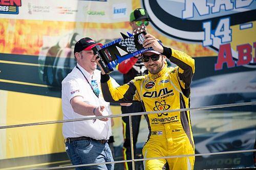 NASCAR Euro Series highlights from Valencia