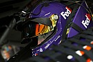 NASCAR Cup Denny Hamlin takes Stage 2 win in one-lap shootout at Kansas