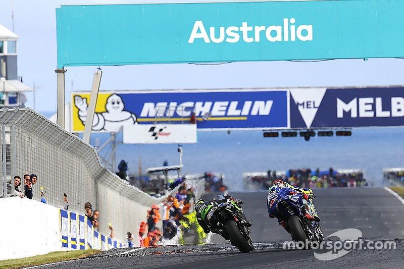 Horarios GP de Australia de MotoGP