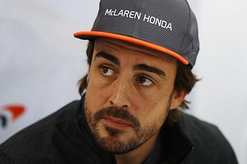 """Alonso calificó de """"muy mala"""" su temporada 2017 con McLaren"""