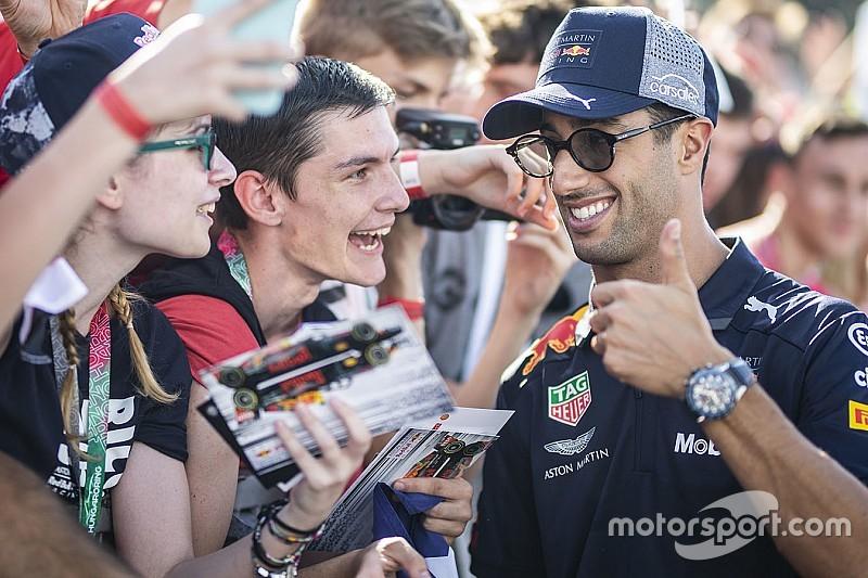 Ricciardo komt met nieuwe deadline: Spa mikpunt voor nieuw contract