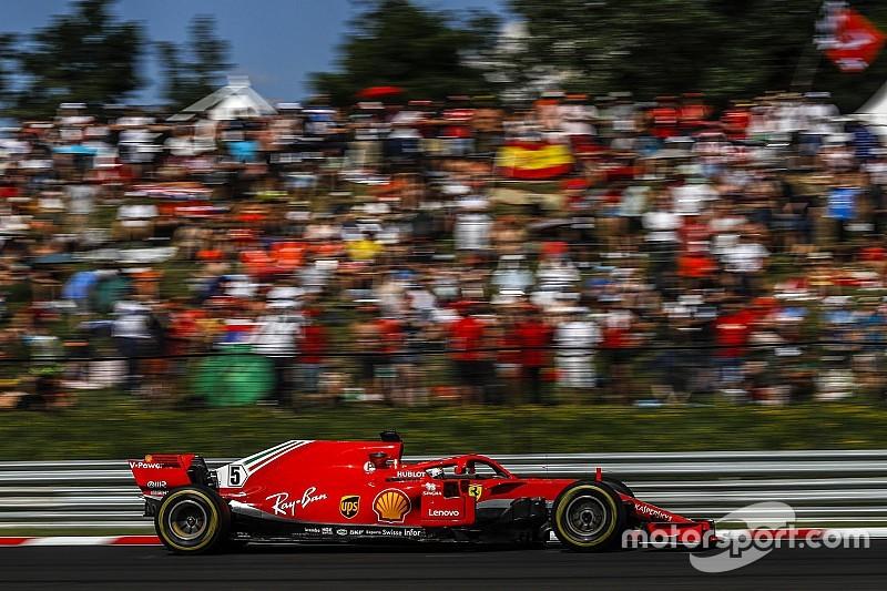 Vettel egy szett lágy abronccsal is beéri az Olasz Nagydíjon