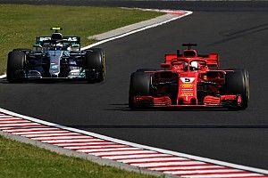 匈牙利大奖赛FP3:维特尔高居首位,梅赛德斯半喜半忧