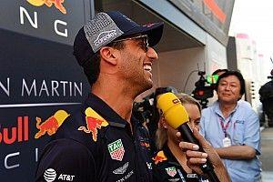 Ricciardo: Valószínűtlen, hogy már jövőre a világbajnoki címért fogok harcolni