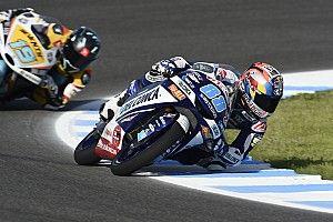 Moto3 Jerez: Martin voor Bezzecchi in opwarmsessie