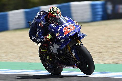 Képekben a MotoGP pénteki napja Jerezből